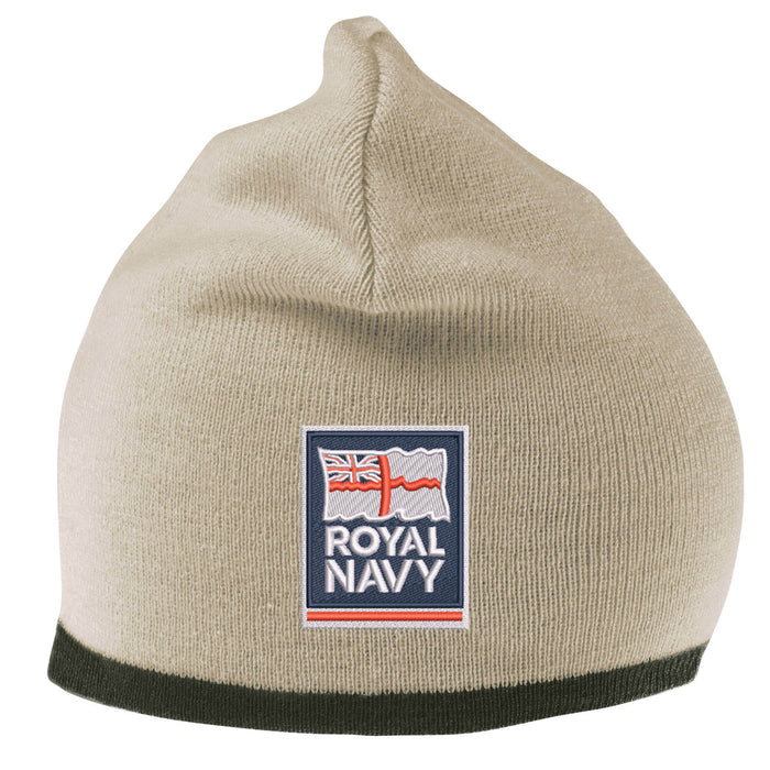 Royal Navy Beanie Hat
