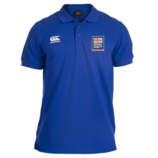 Royal Navy Canterbury Rugby Polo
