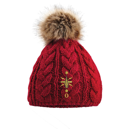Royal Navy - Leading Weapons Engineer Pom Pom Beanie Hat
