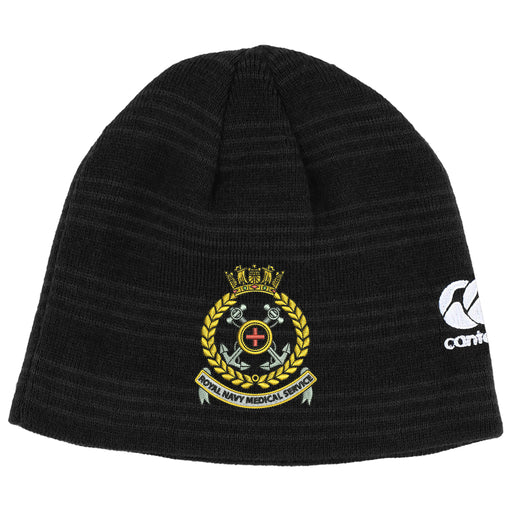 Royal Navy Medical Service Canterbury Beanie Hat