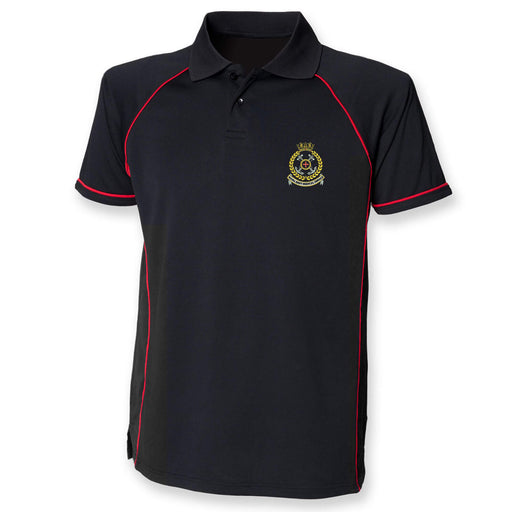 Royal Navy Medical Service Performance Polo