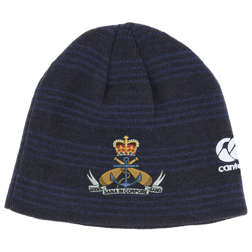 Royal Navy PTI Canterbury Beanie Hat