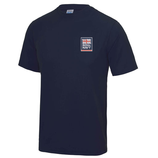 Royal Navy Sports T-Shirt