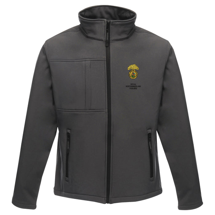 Royal Northumberland Fusiliers Softshell Jacket