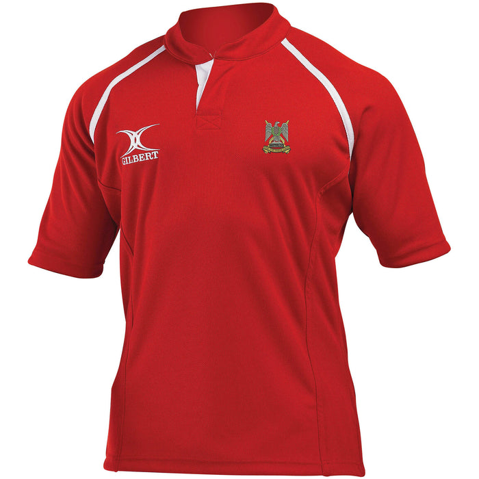 Royal Scots Dragoon Guards Gilbert Rugby Shirt