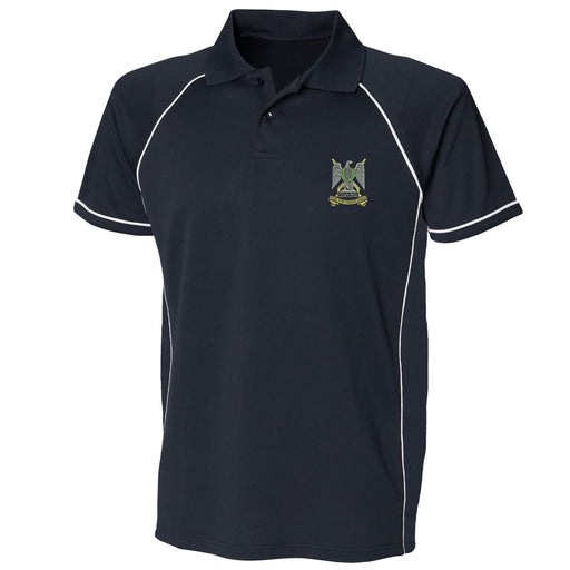 Royal Scots Dragoon Guards Performance Polo