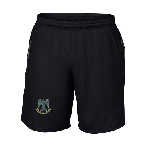 Royal Scots Greys Performance Shorts