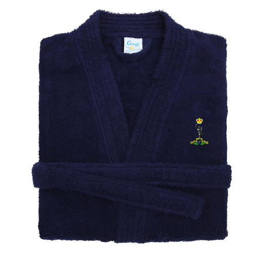 Royal Signals Dressing Gown