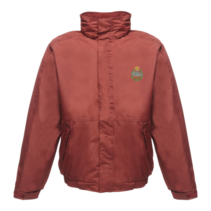 Royal Tank Regiment Waterproof Jacket