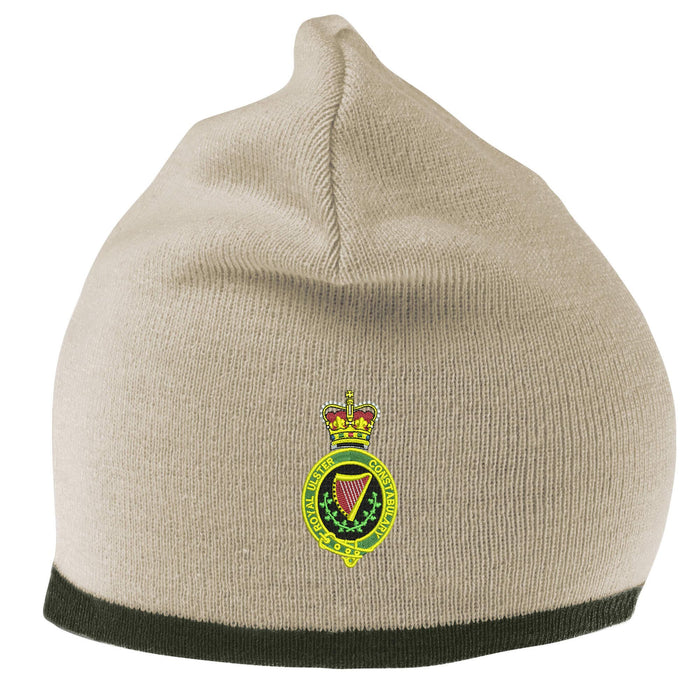 Royal Ulster Constabulary Beanie Hat