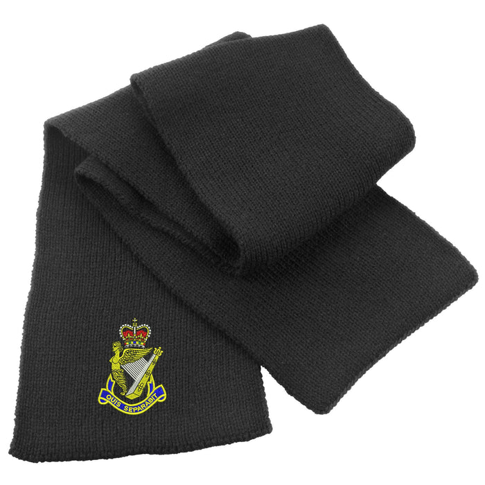 Royal Ulster Rifles Heavy Knit Scarf