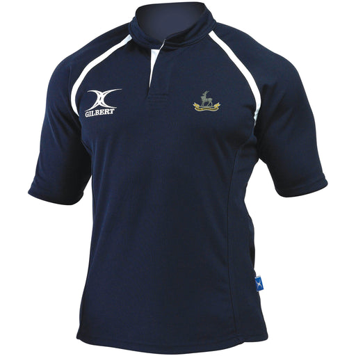 Royal Warwickshire Regiment Gilbert Rugby Shirt