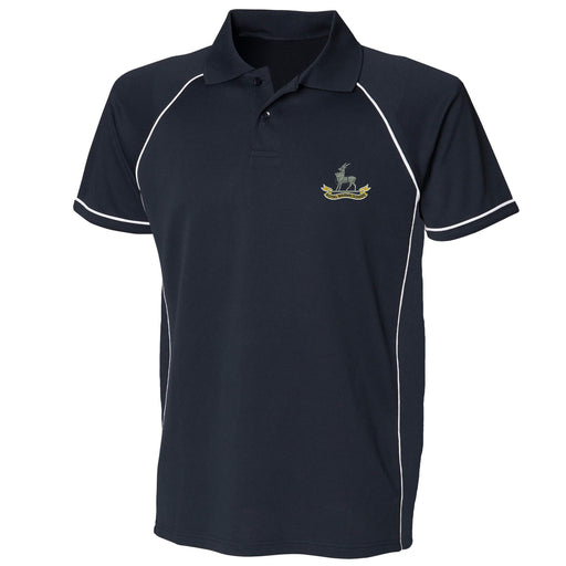 Royal Warwickshire Regiment Performance Polo