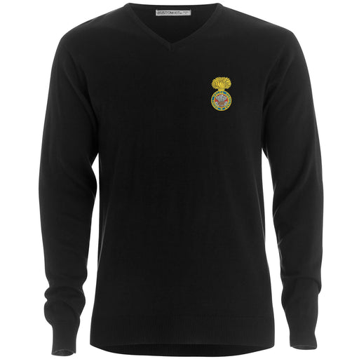 Royal Welch Fusiliers Arundel Sweater