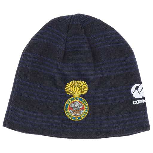 Royal Welch Fusiliers Canterbury Beanie Hat