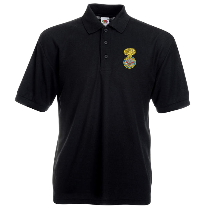 Royal Welch Fusiliers Polo Shirt