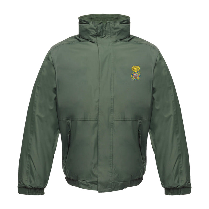Royal Welch Fusiliers Waterproof Jacket