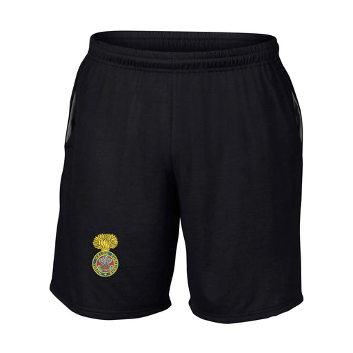Royal Welch Fusiliers Performance Shorts