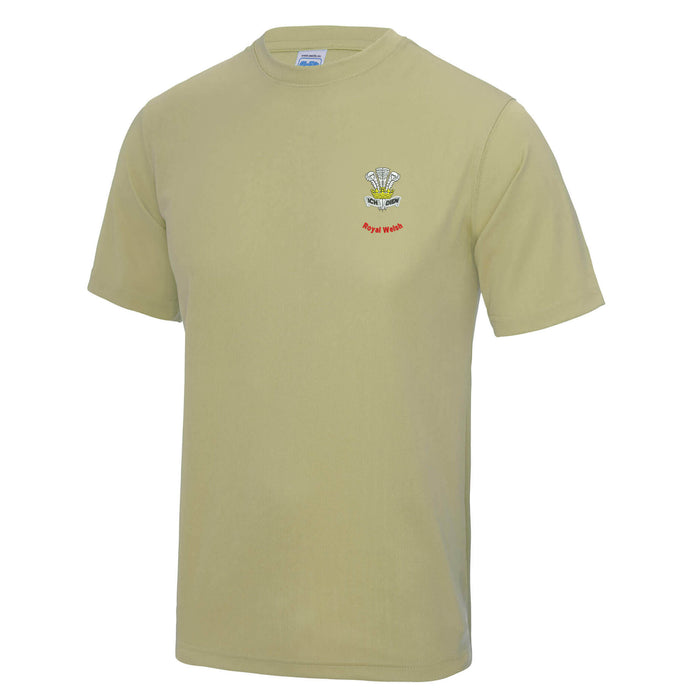 Royal Welsh Sports T-Shirt