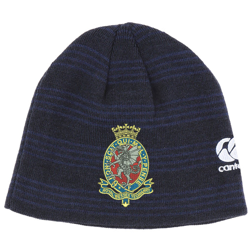 Royal Wessex Yeomanry Canterbury Beanie Hat
