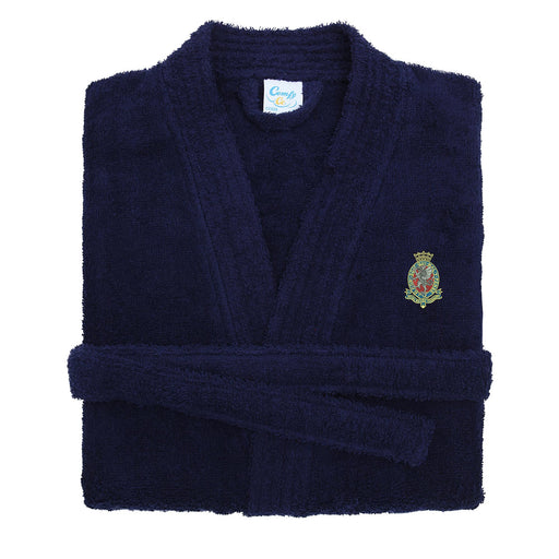 Royal Wessex Yeomanry Dressing Gown