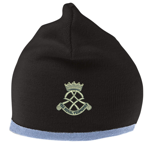 Royal Yeomanry Beanie Hat