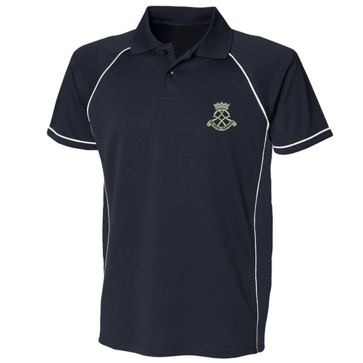 Royal Yeomanry Performance Polo