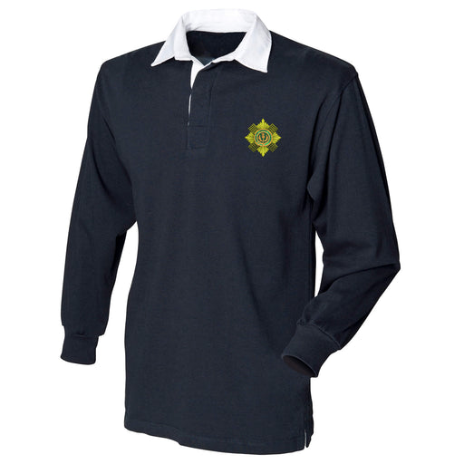 Scots Guards Long Sleeve Rugby Shirt