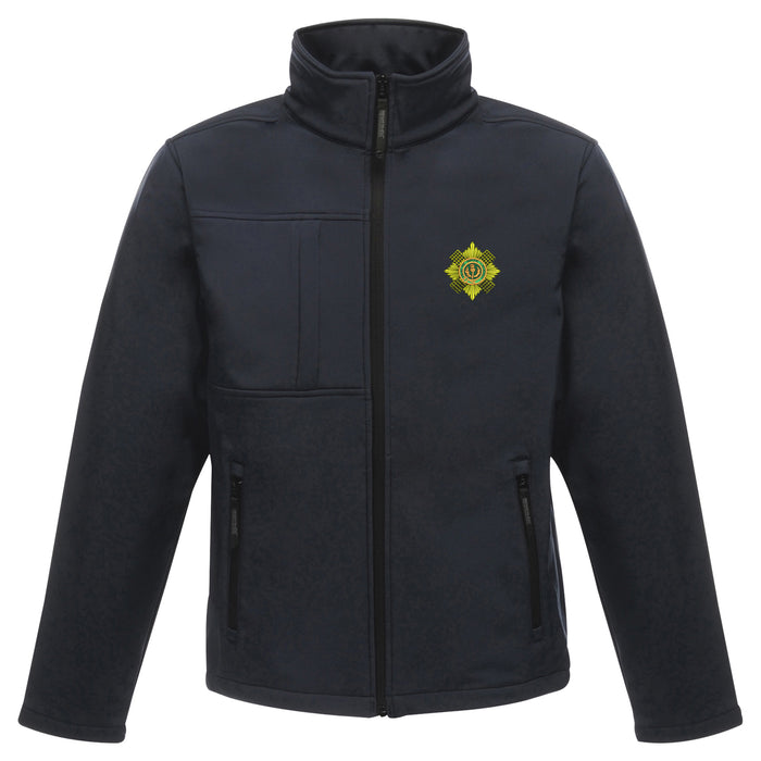 Scots Guards Softshell Jacket