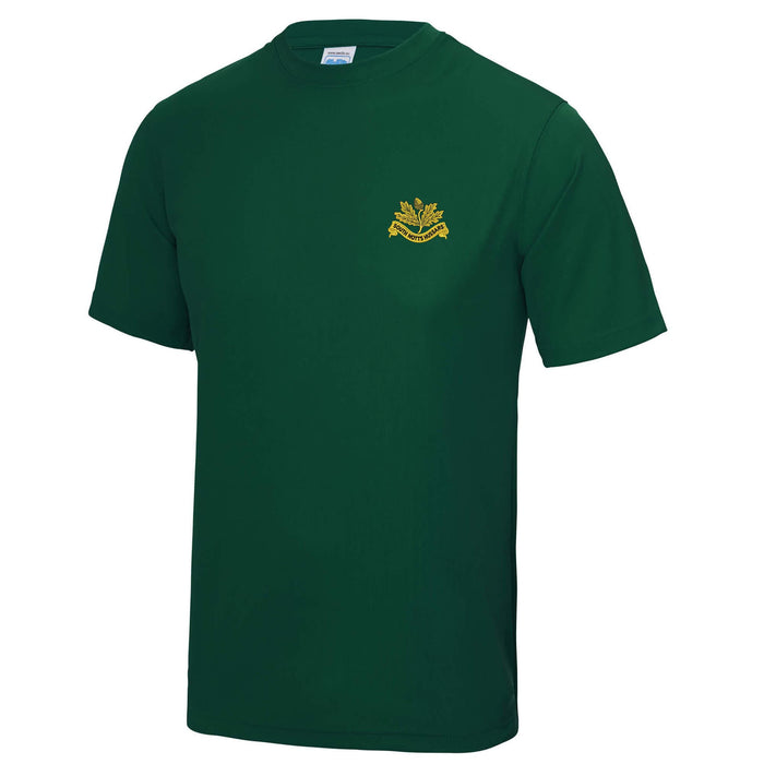 South Nottinghamshire Hussars Sports T-Shirt