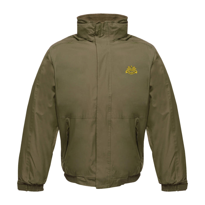 South Nottinghamshire Hussars Waterproof Jacket