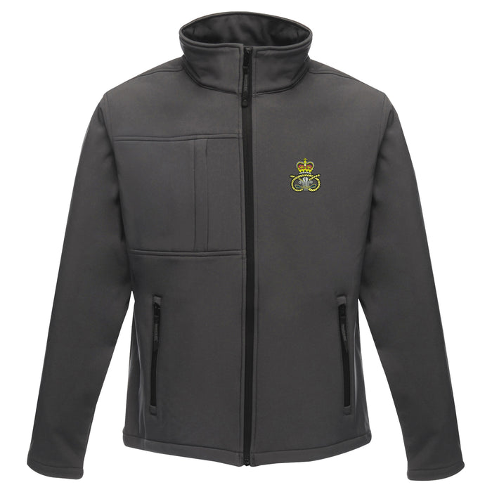 Staffordshire Regiment Softshell Jacket