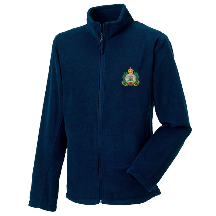 Suffolk Regiment Fleece