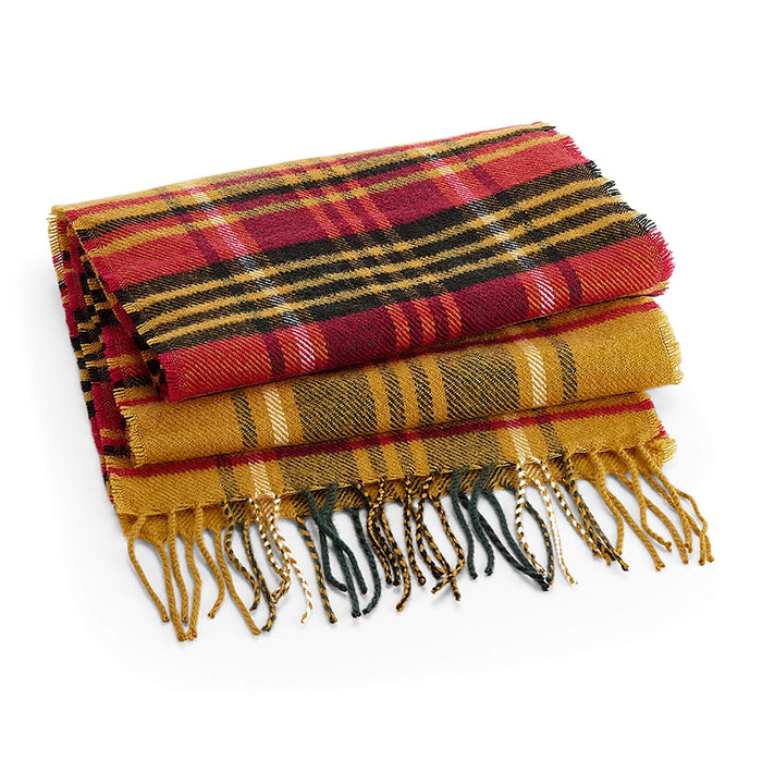 Royal Scots Dragoon Guards Classic Check Scarf