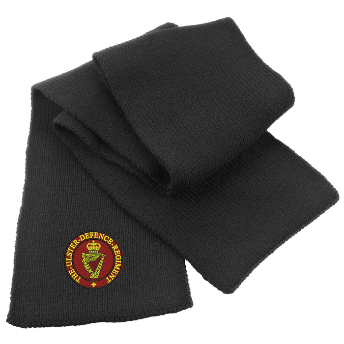 Ulster Defence Heavy Knit Scarf