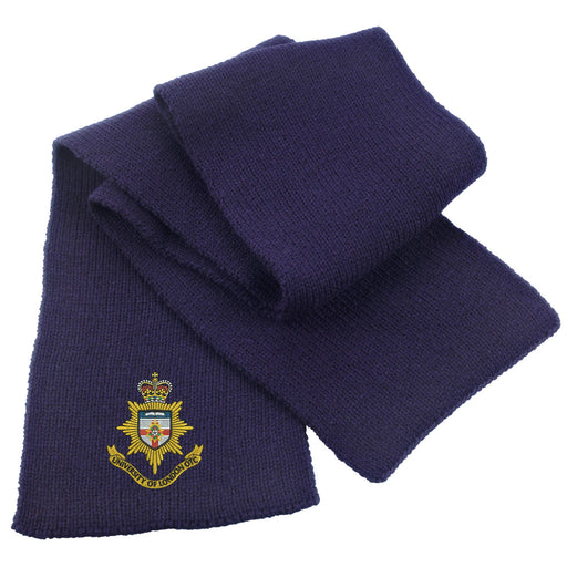 University of London OTC (UOTC) Heavy Knit Scarf