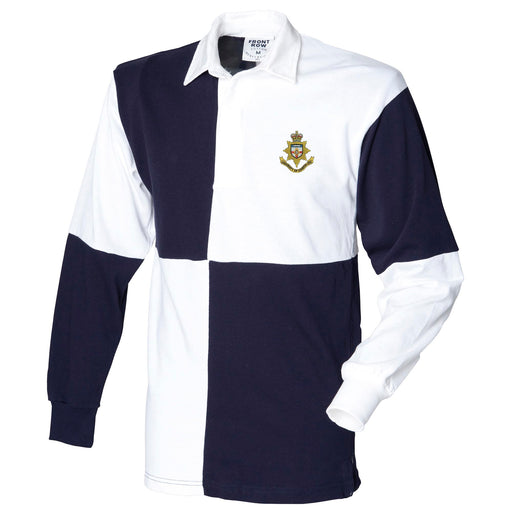 University of London OTC (UOTC) Long Sleeve Quartered Rugby Shirt