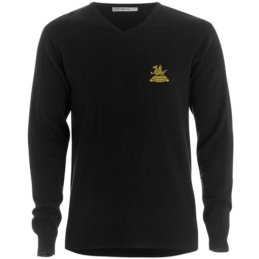 Wales Universities Officers Training Corps Arundel Sweater