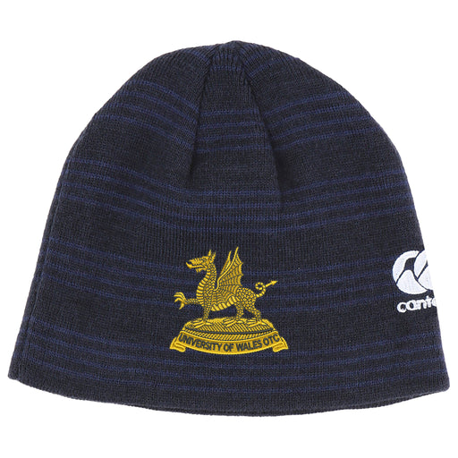 Wales Universities Officers Training Corps Canterbury Beanie Hat