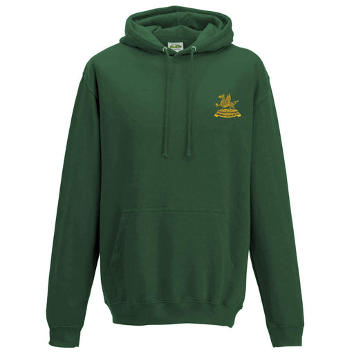 Wales Universities Officers Training Corps Hoodie