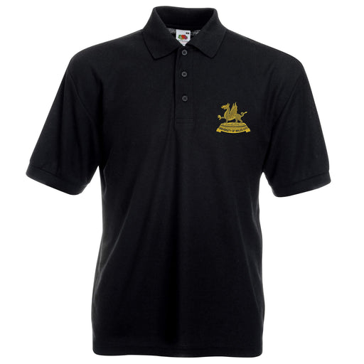 Wales Universities Officers Training Corps Polo Shirt