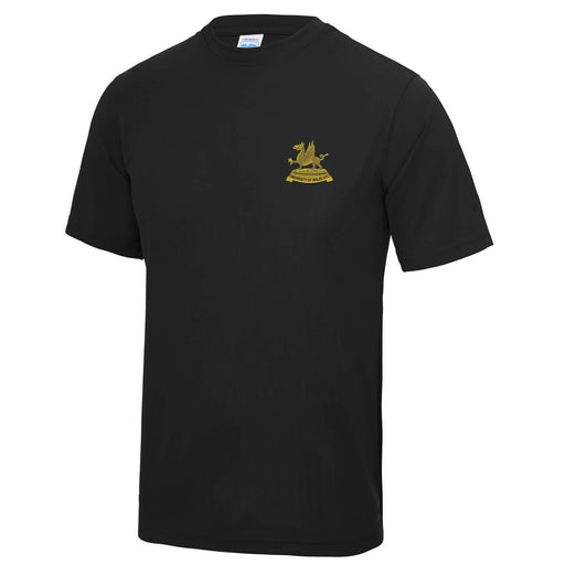 Wales Universities Officers Training Corps Sports T-Shirt