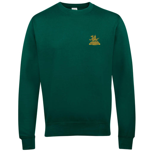 Wales Universities Officers Training Corps Sweatshirt