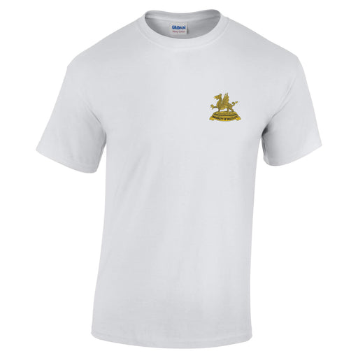 Wales Universities Officers Training Corps T-Shirt