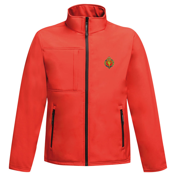 Welsh Guards Softshell Jacket