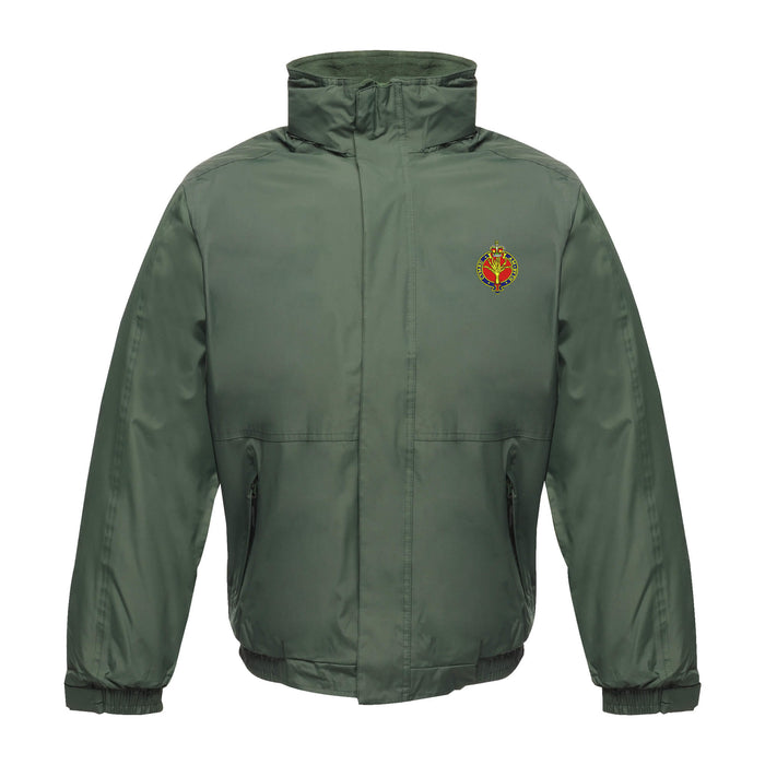 Welsh Guards Waterproof Jacket
