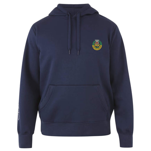 York and Lancaster Regiment Canterbury Rugby Hoodie