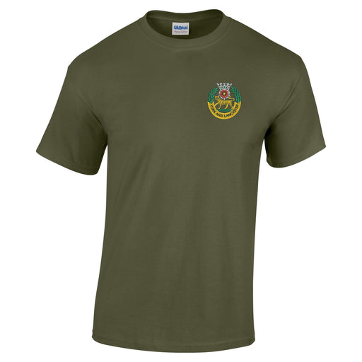 York and Lancaster Regiment T-Shirt