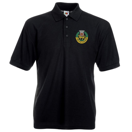 York and Lancaster Regiment Polo Shirt