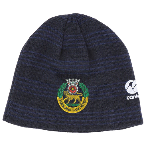 York and Lancaster Regiment Canterbury Beanie Hat